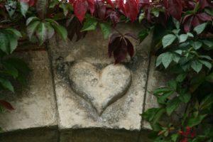 1 rue neuve du prieuré - coeur - Brocante du Prieuré