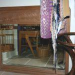 grand miroir Egypte Brocante du Prieuré
