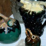 flacons fruits Brocante du Prieuré fête des grands-mères