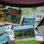 livres Bourgogne et vins Brocante du Prieuré