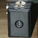 appareil photo vintage à la Brocante de la Pointe Minard de Chichée près de Chablis