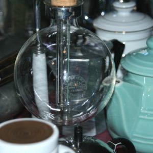 cafetière Hellem à la Brocante du Prieuré de Chichée près de Chablis