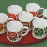 mugs Mobil à la Brocante du Prieuré de Chichée près de Chablis