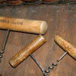 tire bouchon de collection à la Brocante du Prieuré de Chichée près de Chablis
