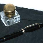 stylo plume Mont Blanc Meisterstück 149.18K à la Brocante du Prieuré de Chichée près de Chablis
